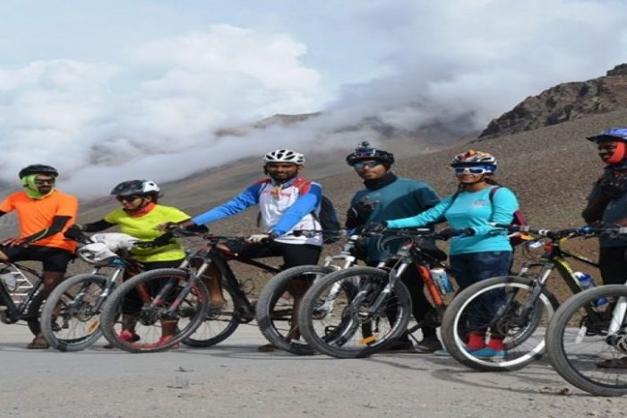 BICYCLE SPITI – HIMALAYAS – INDIA